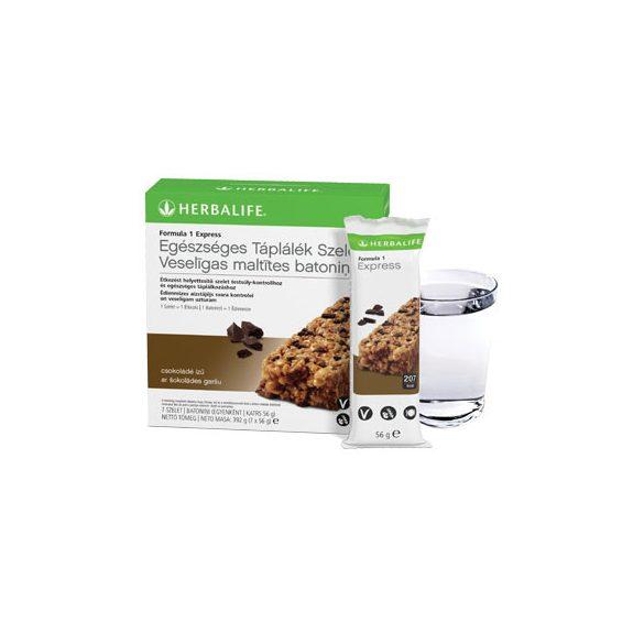 Herbalife expressz szelet csokoládé ízű