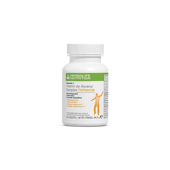 Herbalife ásványi komlpex vitamin férfiaknak
