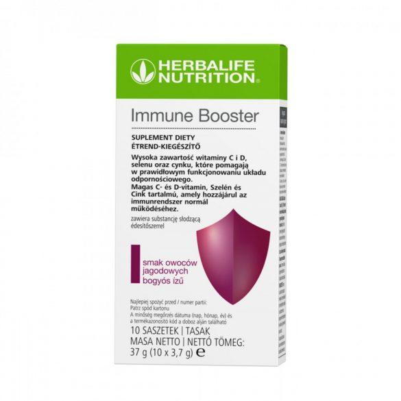 Immune Booster Étrendkiegészítő ital bogyós íz 10 tasak