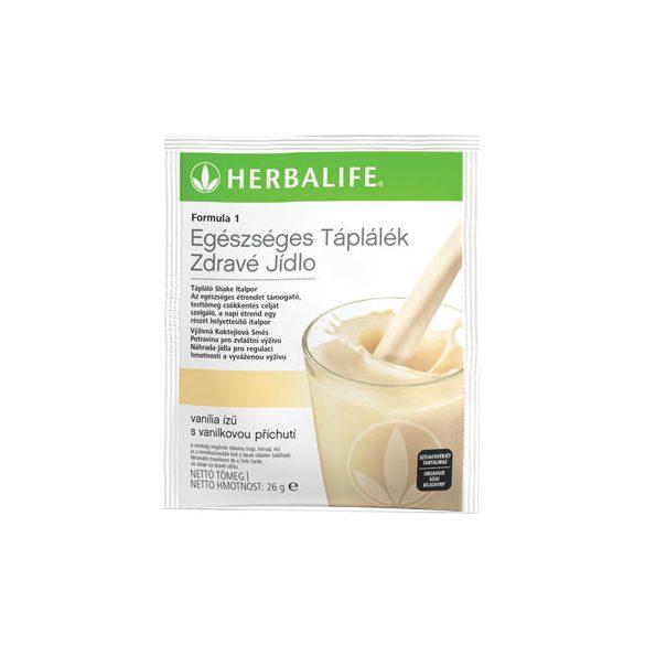 Herbalife shake vanília 7 tasak