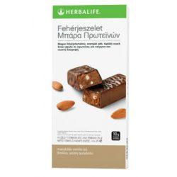Herbalife fehérje szelet mandulás vanília