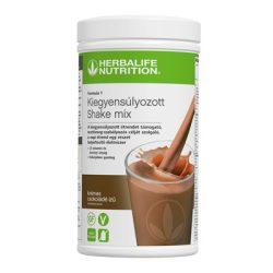 Herbalife shake krémes csokoládé